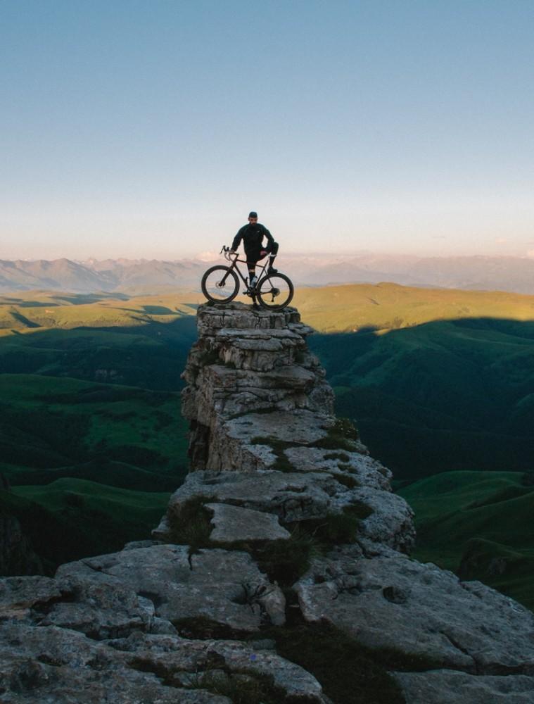 Kolarstwo górskie, rower, góry