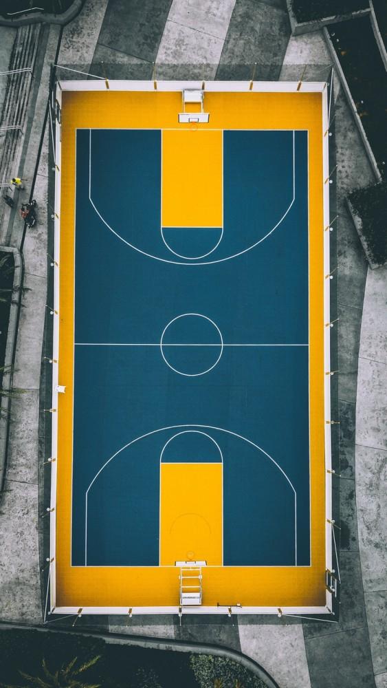 Koszykówka, NBA, Street ball, boisko