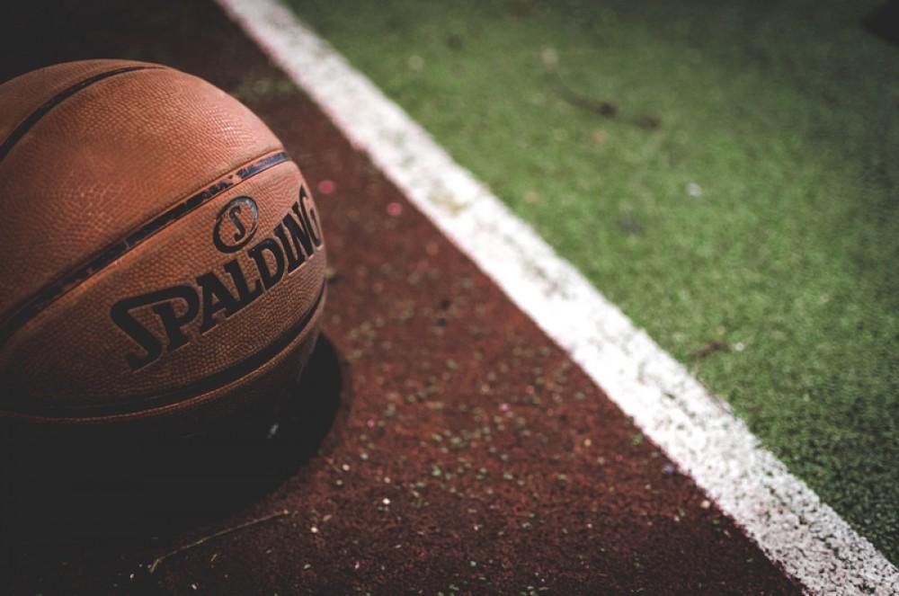 Koszykówka, piłka do kosza, streetball, spalding