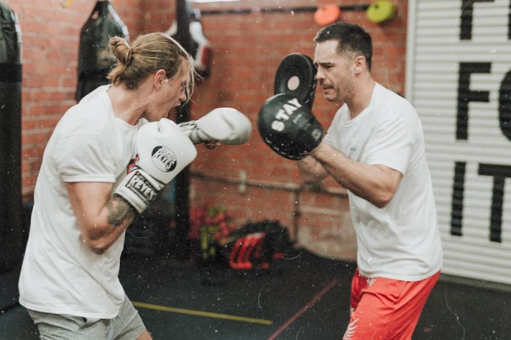 sporty walki, boks, mma