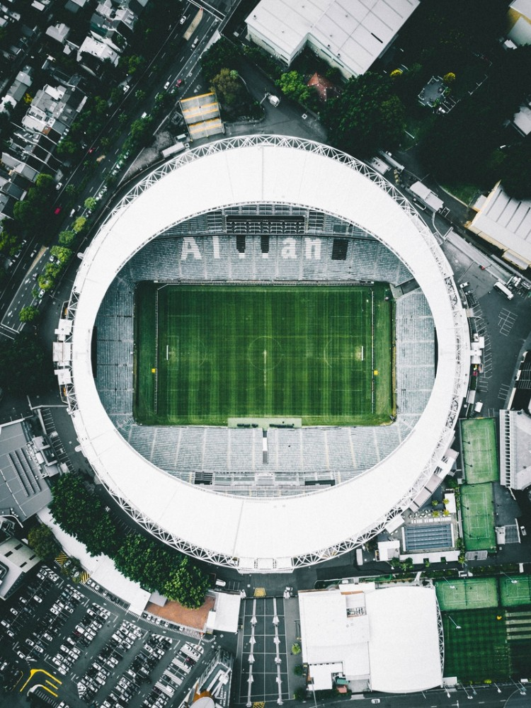 Stadion piłkarski, boisko do piłki nożnej