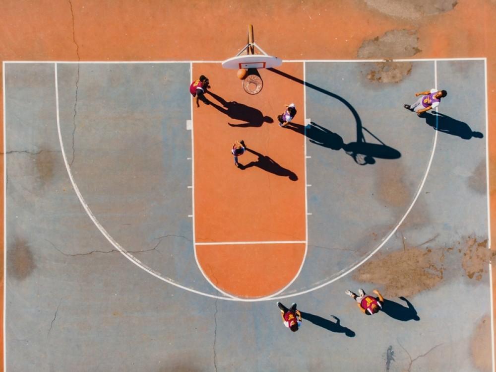 street ball, koszykówka